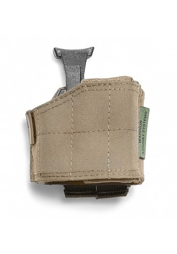 Warrior Assault Systems Universal Pistol Holster - Coyote/Tan