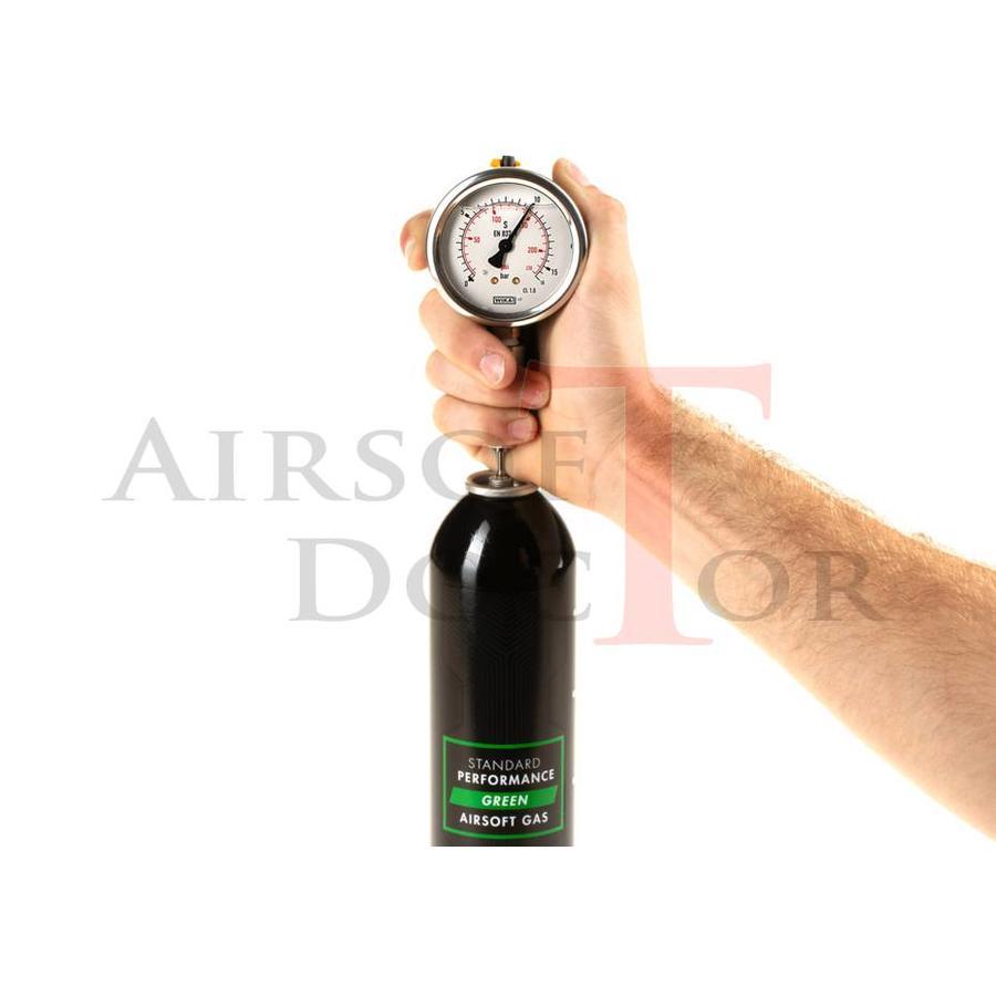 Standard Performance Green Gas 500ml-3