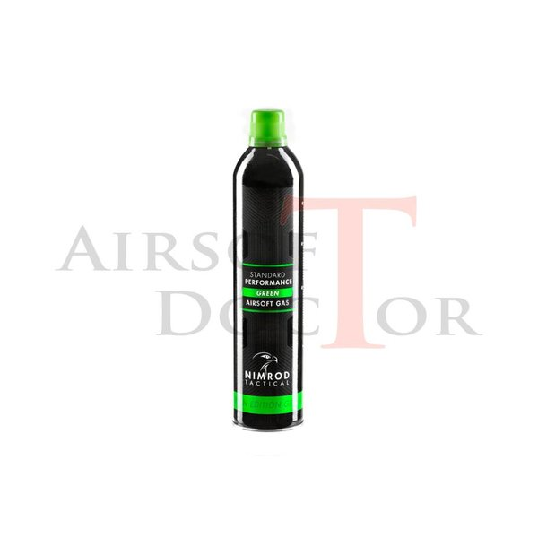 Nimrod Standard Performance Green Gas 500ml