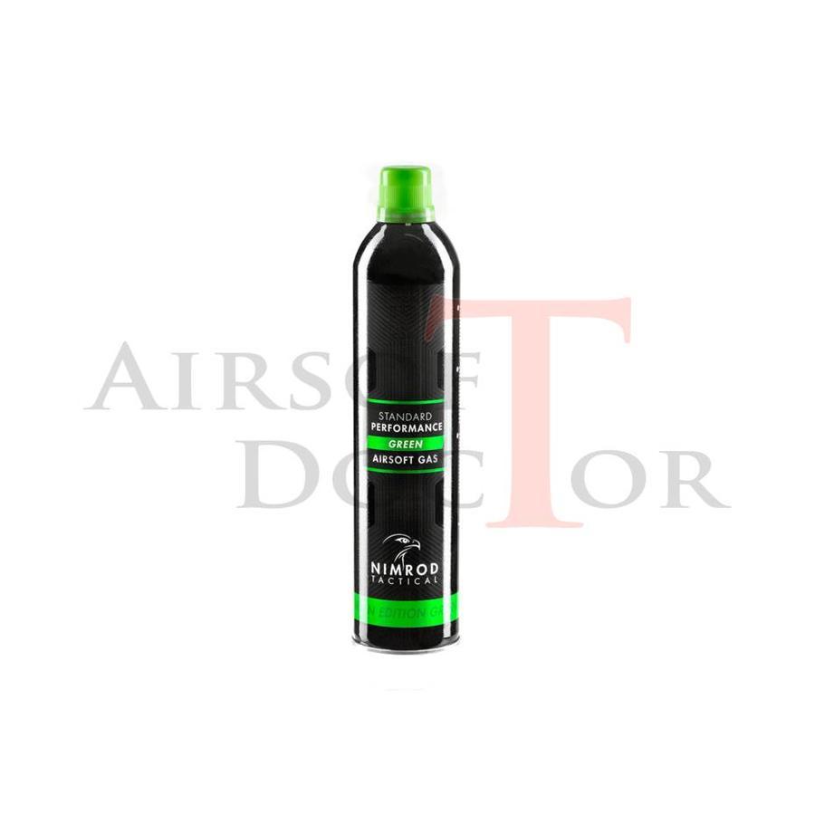 Standard Performance Green Gas 500ml-1