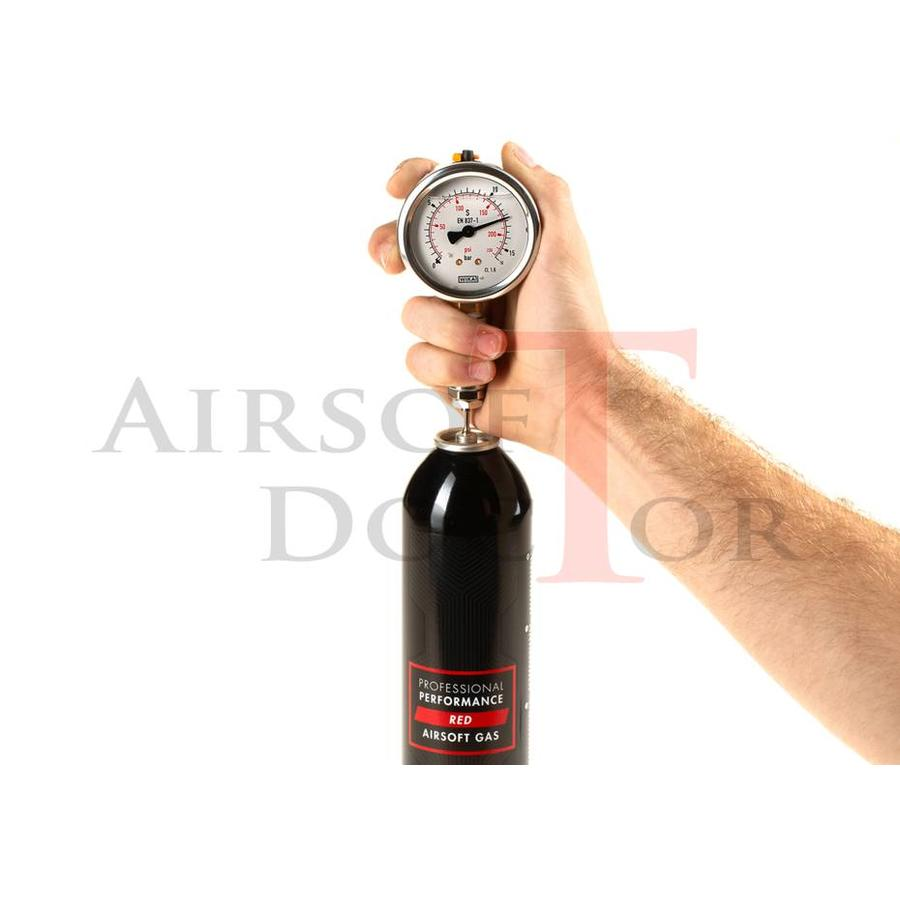 Professional Performance Red Gas 500ml-3