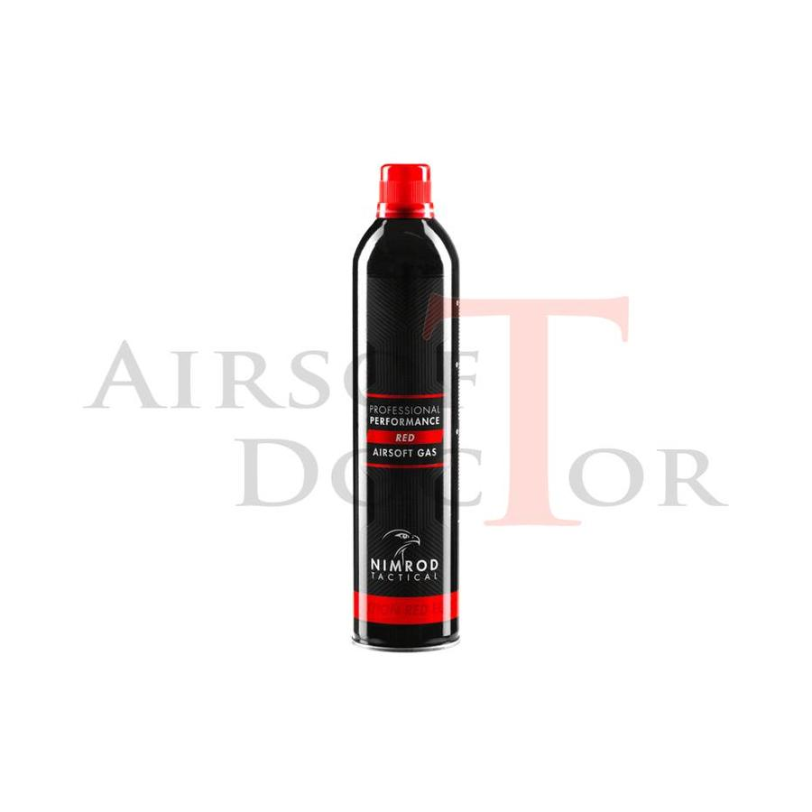Professional Performance Red Gas 500ml-1