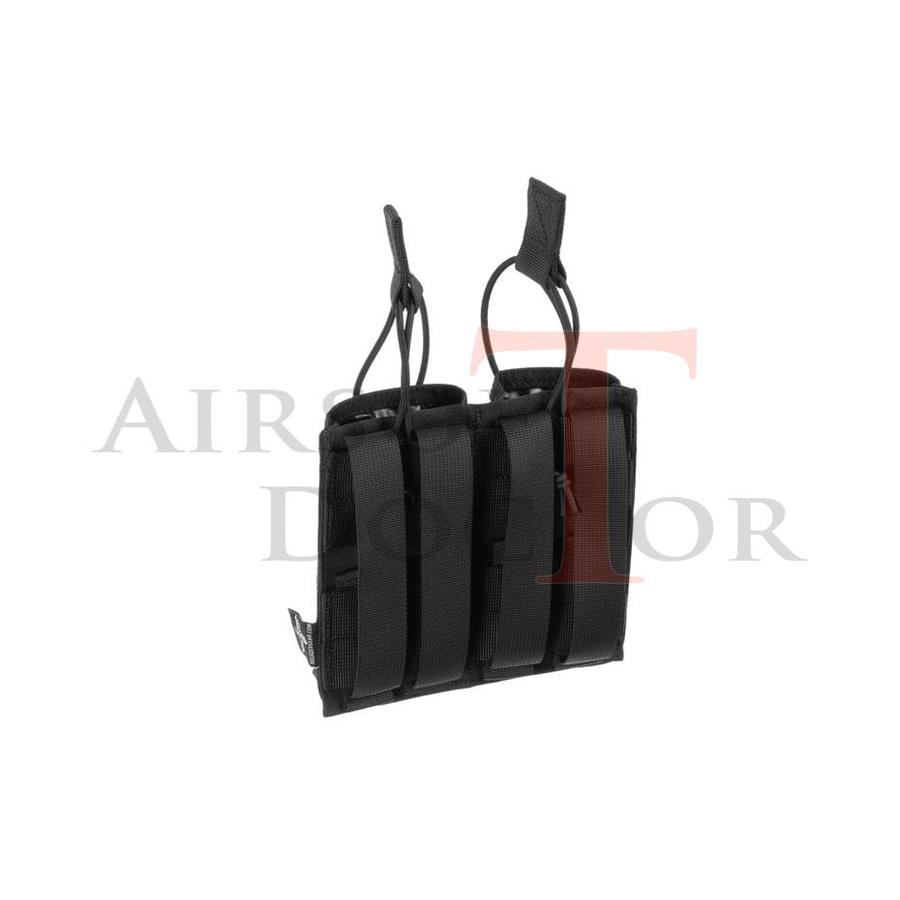 5.56 Double Direct Action Gen II Mag Pouch - Black-1