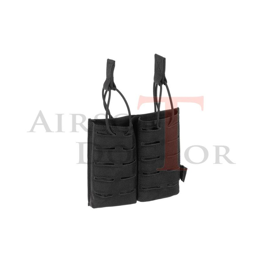 5.56 Double Direct Action Gen II Mag Pouch - Black-2