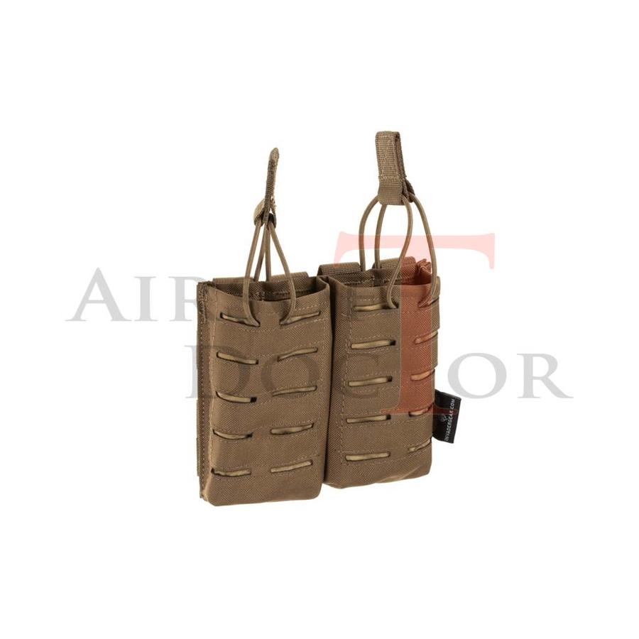 5.56 Double Direct Action Gen II Mag Pouch - Coyote-1