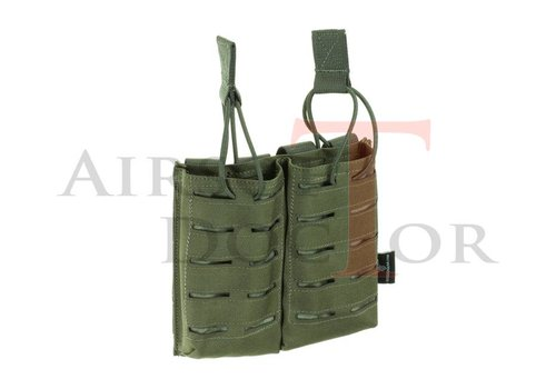 Invader Gear 5.56 Double Direct Action Gen II Mag Pouch - OD