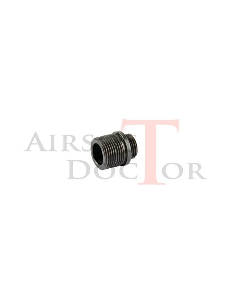 Madbull Steel Silencer Adapter WE / Socom Gear