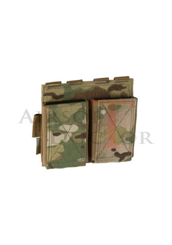 Warrior Assault Systems Double Elastic Mag Pouch