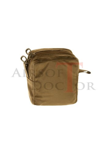 Blue Force Gear Small Utility Pouch - Coyote/Tan