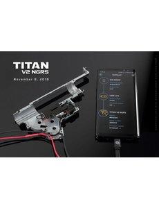 Gate Electronics Titan V2 NGRS (Next Gen) Advanced Set - Rear Wired