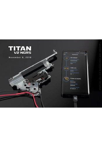 Gate Electronics Titan V2 NGRS (Next Gen) Advanced Set - Rear Wired
