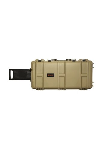 WEEU Nuprol Hard case SMG - Tan