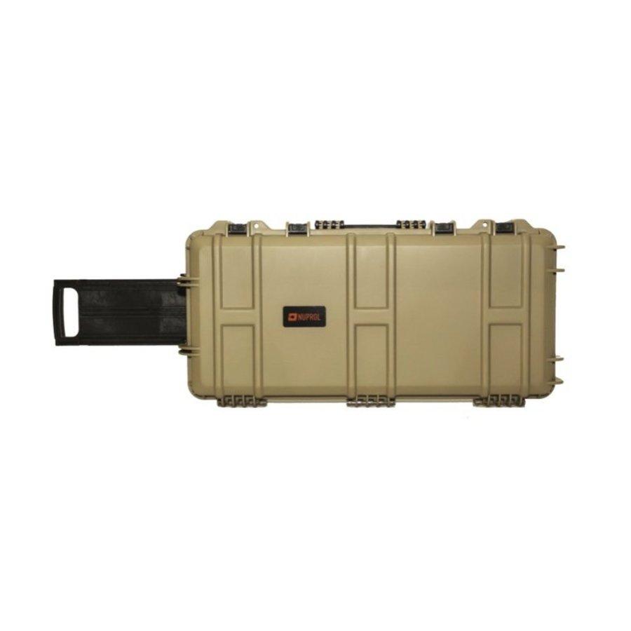 Hard case SMG - Tan-1