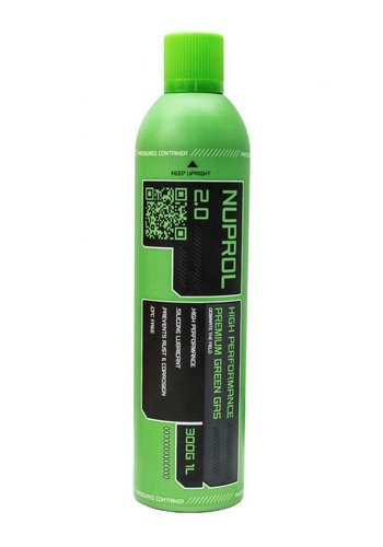 WEEU Nuprol 2.0 Premium Green Gas 1000ml
