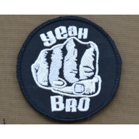 thumb-Patch - Yeah Bro - Black-1