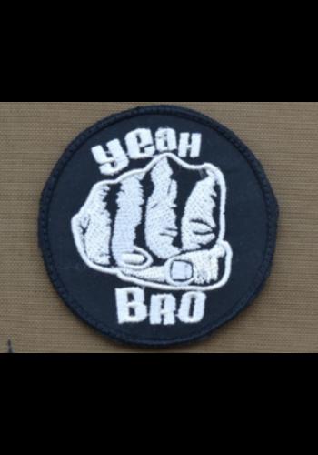 Patch - Yeah Bro - Black