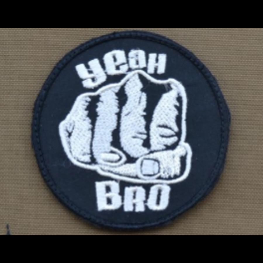 Patch - Yeah Bro - Black-1