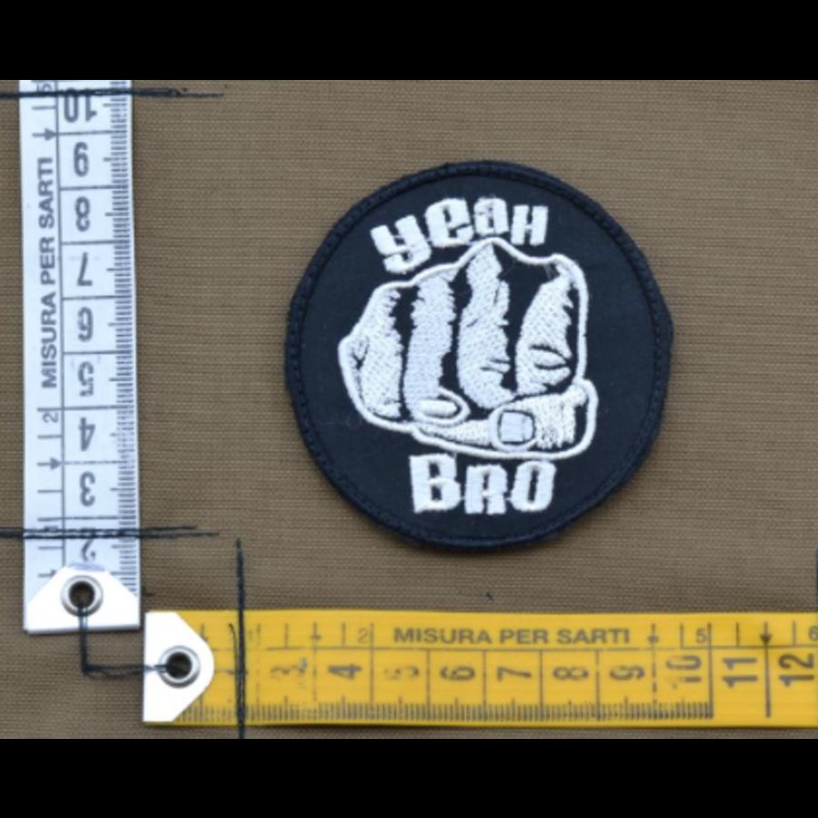 Patch - Yeah Bro - Black-2
