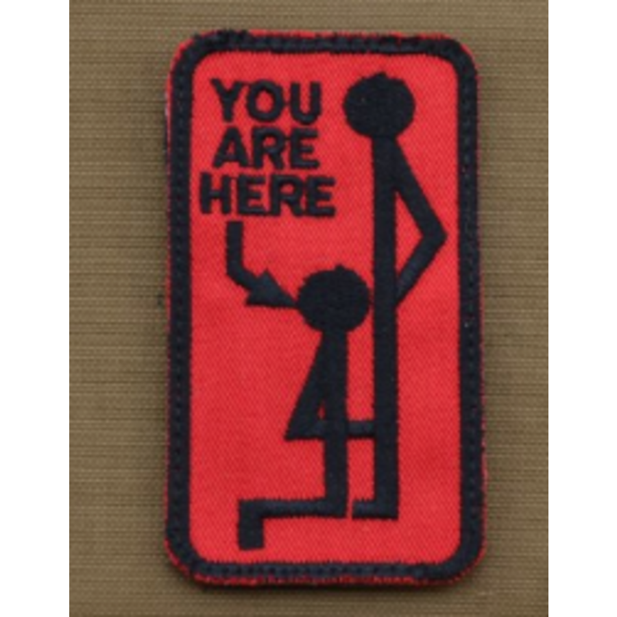Patch - You are here-1