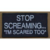 Patch - Stop Screaming