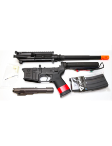 "GBLS DAS GDR-15 10.5"" CQB M4 - AEG / GBBR Hybrid - Value Kit"
