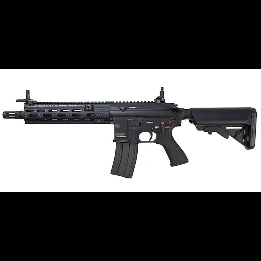 HK416 Delta Custom EBB Recoil Shock AEG - Black-1