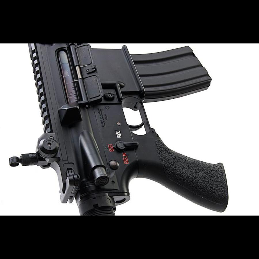 HK416 Delta Custom EBB Recoil Shock AEG - Black-3