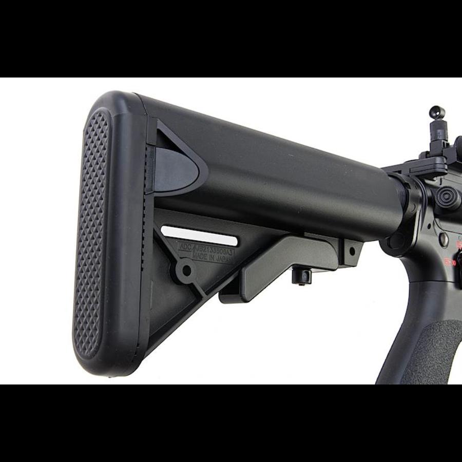 HK416 Delta Custom EBB Recoil Shock AEG - Black-4