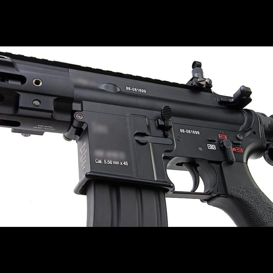 HK416 Delta Custom EBB Recoil Shock AEG - Black-5