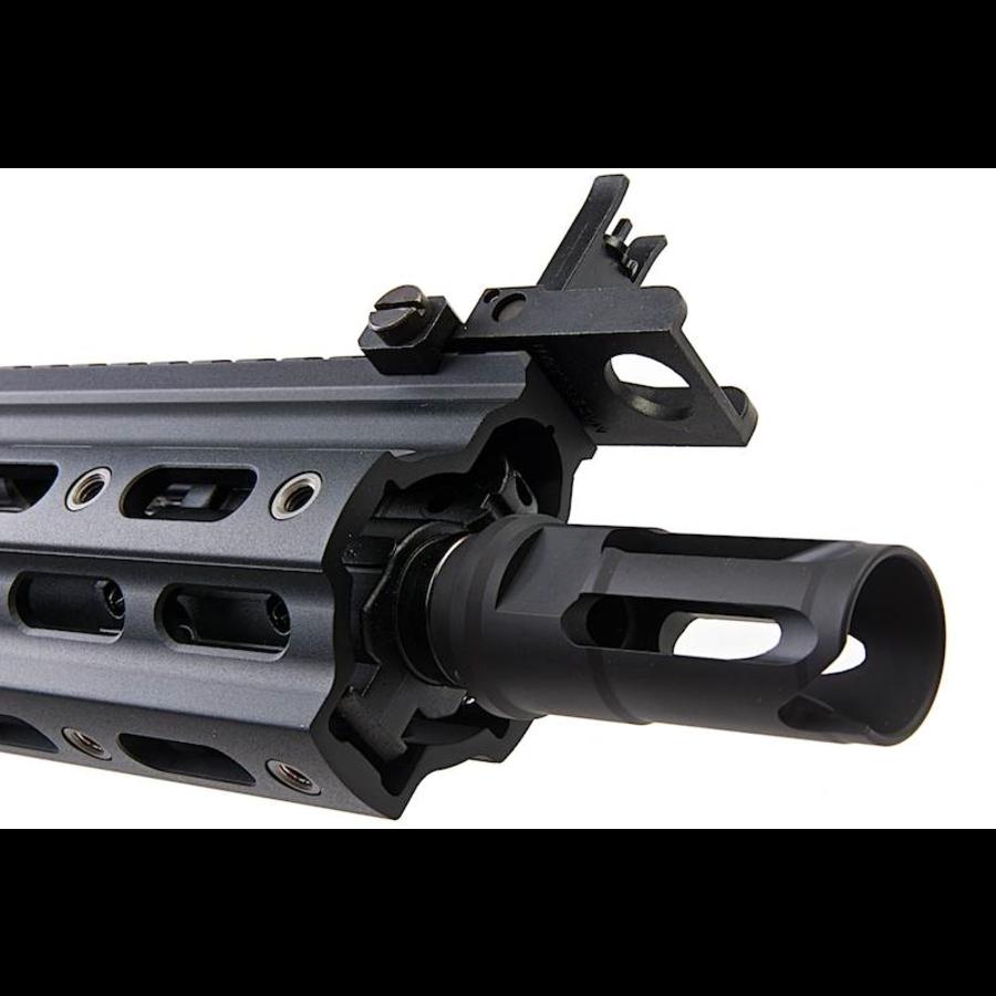 HK416 Delta Custom EBB Recoil Shock AEG - Black-6