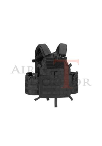 Invader Gear 6094A-RS Plate Carrier- Black