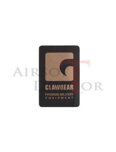 "Claw Gear Patch - ""Claw Gear"""