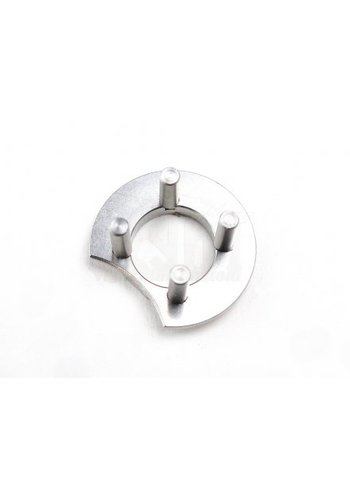 FCC - Fight Club Custom Bearing Plate with 4x shafts