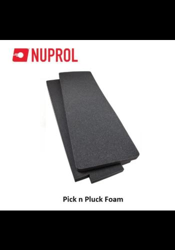 WEEU Nuprol Pluck Foam for Large Hard Case