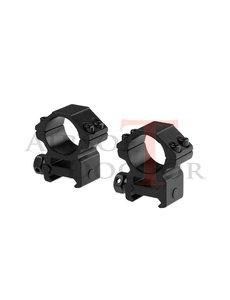 Pirate Arms 25.4mm Medium Type Mount Rings