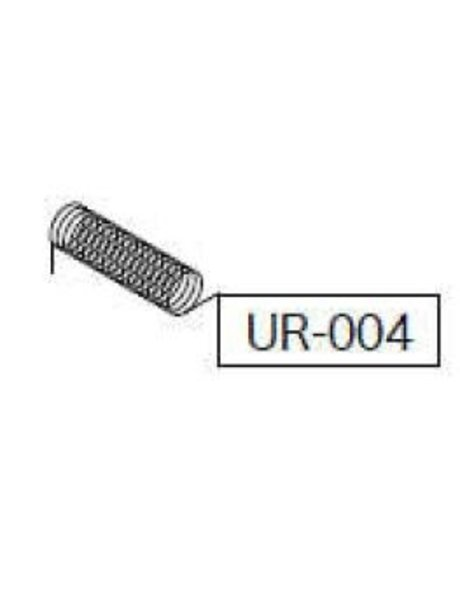 Systema Dust cover spring for PTW