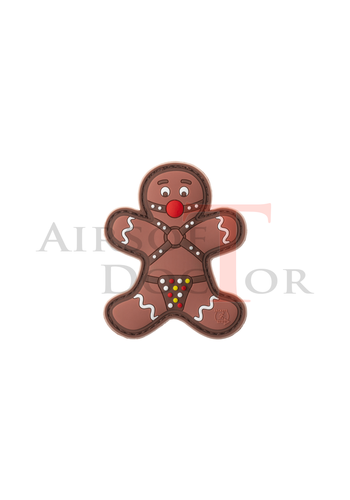 JTG Patch - Gingerbread