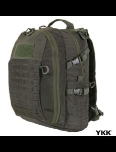101Inc. Hexagon backpack - Black