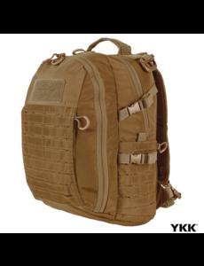 101Inc. Hexagon backpack - Tan