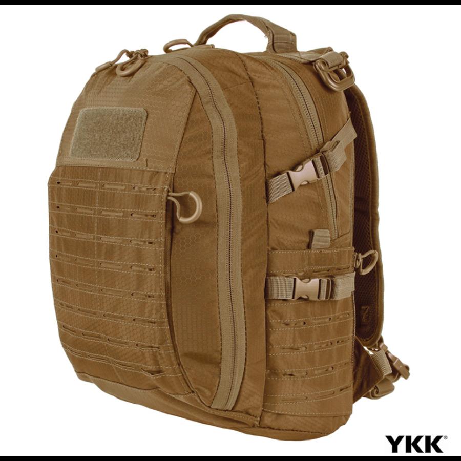 Hexagon backpack - Tan-1