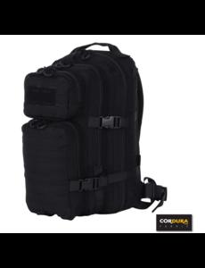 101Inc. Lasercut 1-day Assault Backpack - Black
