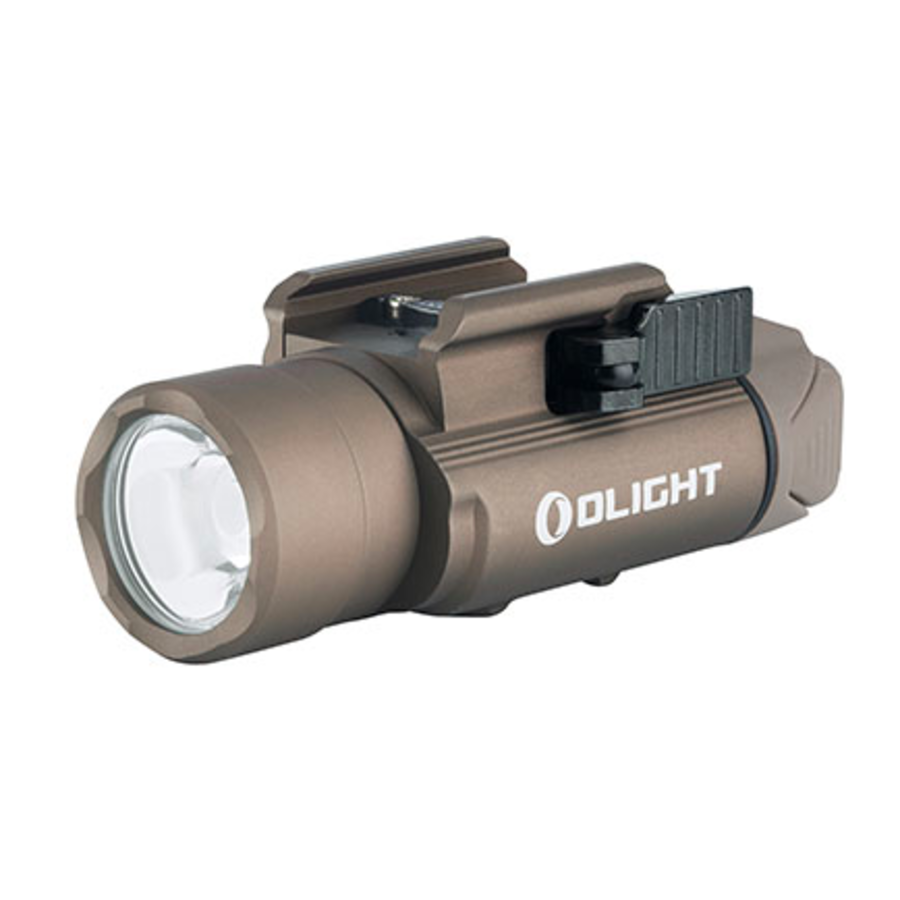 PL-PRO VALKYRIE Rechargeable Weaponlight - Tan-1