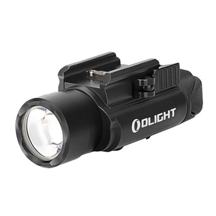 PL-PRO VALKYRIE Rechargeable Weaponlight - Black-1