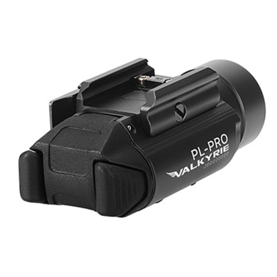PL-PRO VALKYRIE Rechargeable Weaponlight - Black-2