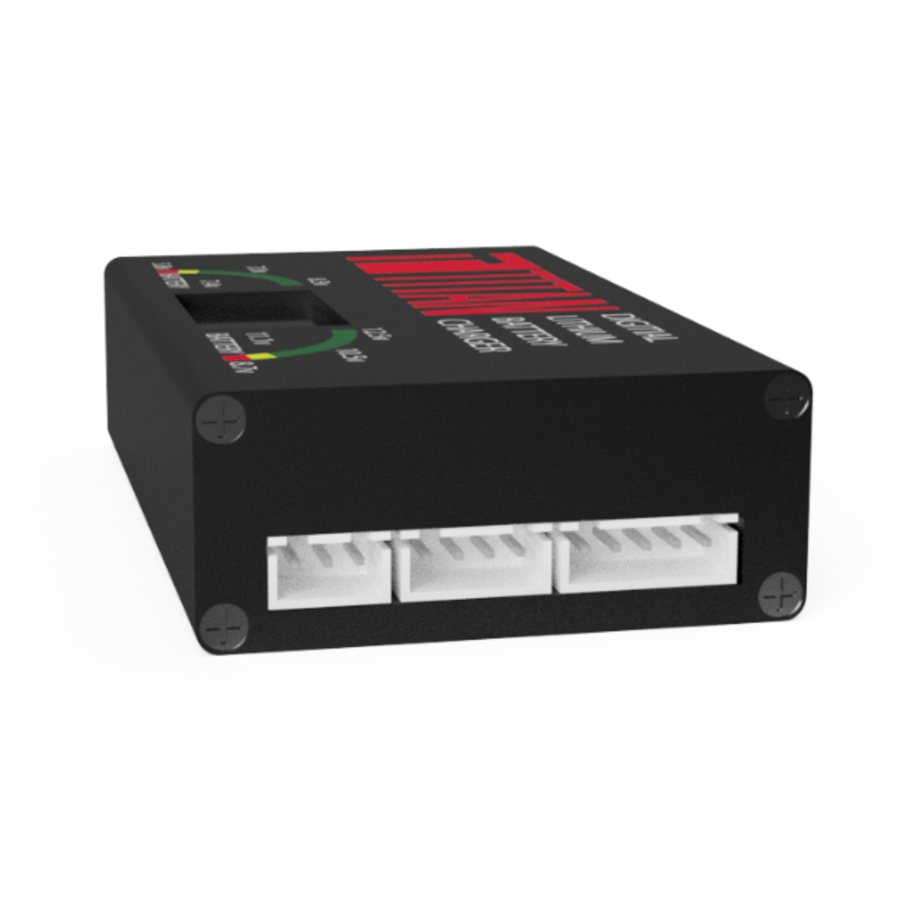 Digital Charger for Li-Ion - EU-2