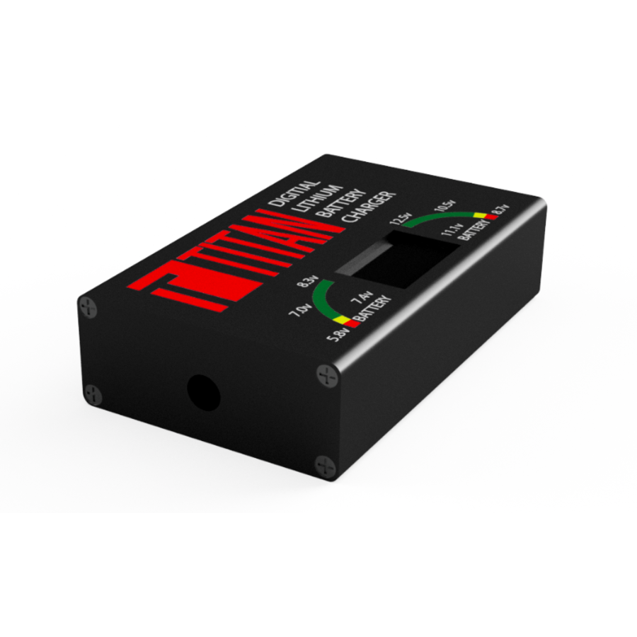 Digital Charger for Li-Ion - EU-3