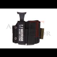 thumb-universal Pistol Holster LEFT - Black-2