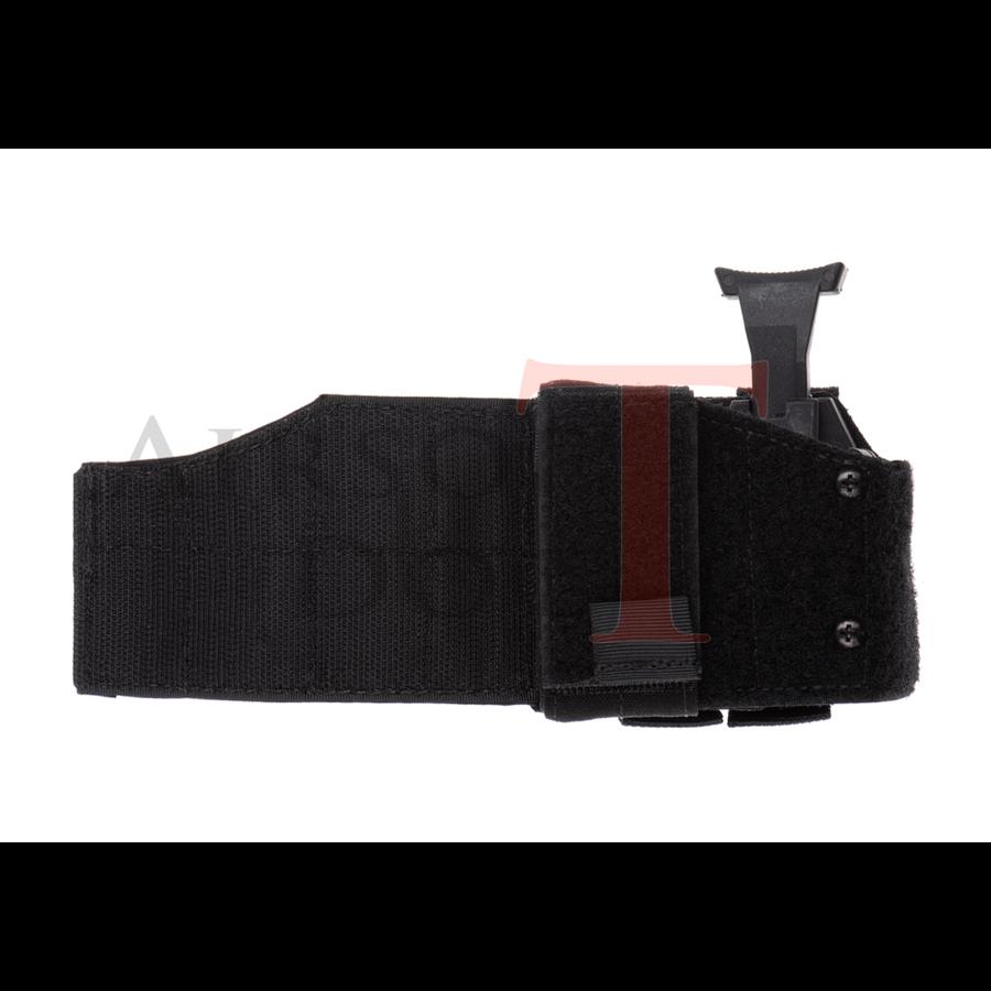 universal Pistol Holster LEFT - Black-3