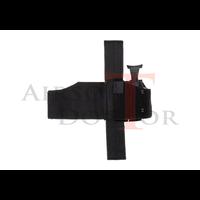 thumb-universal Pistol Holster LEFT - Black-4