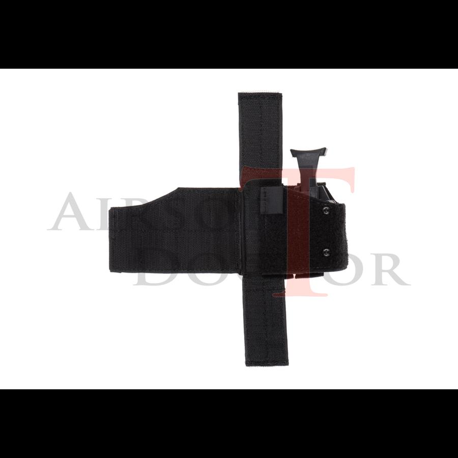 universal Pistol Holster LEFT - Black-4